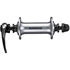 Shimano Road HB-RS400 Front Wheel Hub for Rim Brake Quick Release 100mm silver